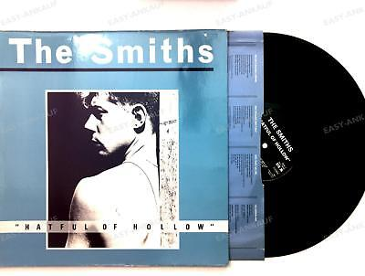 The Smiths - Hatful Of Hollow GER LP 1984 FOC + Innerbag /4