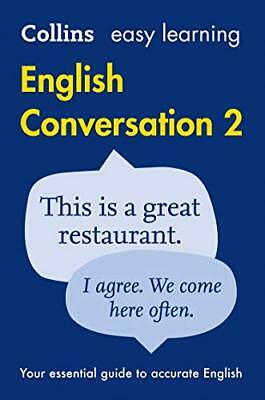 Easy Learning English Conversation: Book 2 (Collins Easy Learning English)-Colli