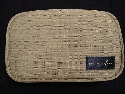 Continental Airlines - Business / First - Amenity Kit - Complete - New