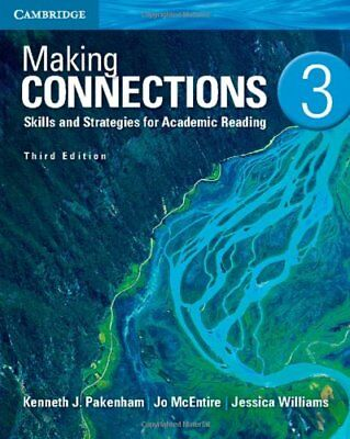 Making Connections Level 3 Student's Book 3rd Ed. by Kenneth J. Pakenham
