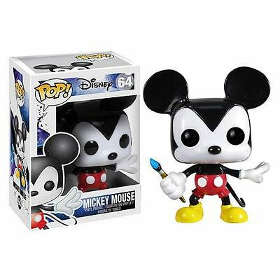 "FUNKO POP 2013 DISNEY EPIC MICKEY MOUSE #64 RETIRED VINYL 3 3/4"" FIGURE In Stock"