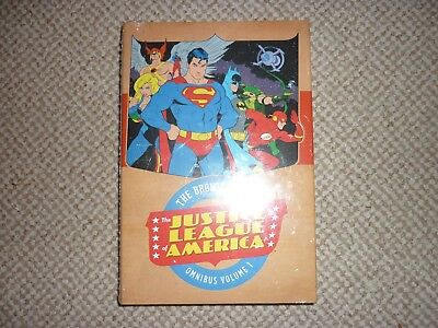 Justice League of America The Bronze Age Omnibus Vol 1 DC COMICS SUPERMAN UK