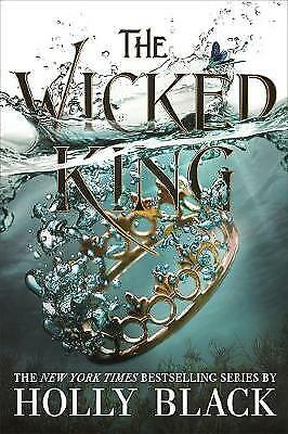 Wicked King (The Folk of the Air #2), Black, Holly