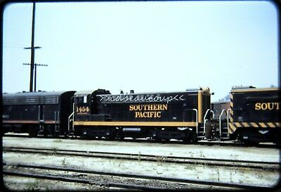 Original OSld Railroad Slide Southern Pacific SP 1454 Los Angeles 7/58