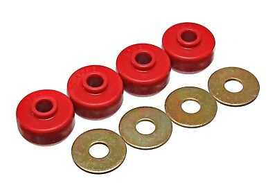 Energy Suspension 3.2123R Leaf Spring Bushing Set