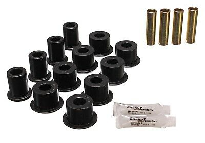 Energy Suspension 8.2108G Leaf Spring Bushing Set Fits 4Runner Pickup Tacoma