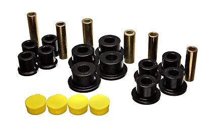 Energy Suspension 5.2115G Leaf Spring Bushing Set Fits 02-05 Ram 1500
