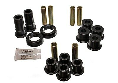 Energy Suspension 4.2124G Leaf Spring Bushing Set Fits 91-94 Explorer Navajo