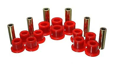 Energy Suspension 4.2147R Leaf Spring Bushing Set