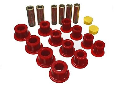 Energy Suspension 4.2148R Leaf Spring Bushing Set