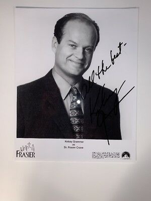 "Kelsey Grammer ""Frasier"" AUTOGRAPH Signed 8x10 Photo"