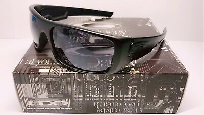 Sunglasses Polarized CrankshaftMatte Black/Grey Iridium