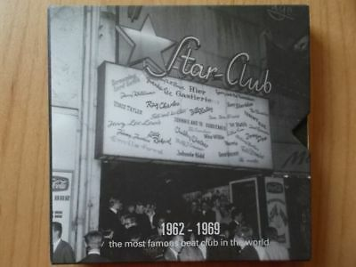 Star-Club 1962-1969 3Cd Box: The Most Famous Beat Club In The World