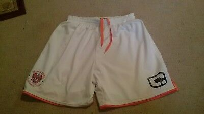 Blackpool Football Shorts (Large)