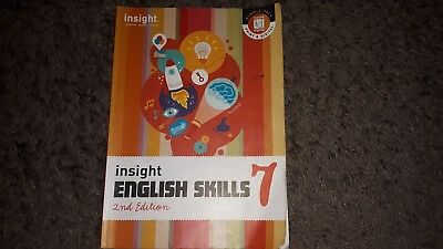Insight English Skills 7 (Used) (Good condition)