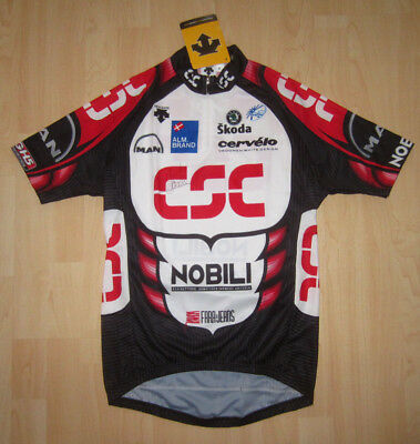 CARLOS SASTRE - signed team CSC jersey
