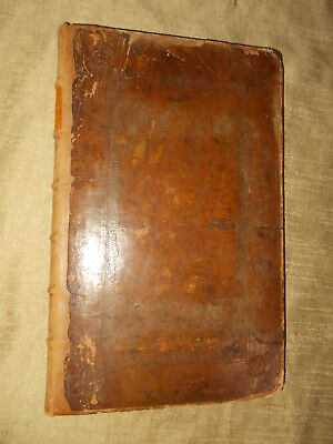 English Historical Library William Nicolson British Historians Leather Bound