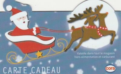 Carte Cadeau  Gift Card -  Cora     (France)