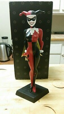 Warner Bros Harley Quinn Maquette Statue