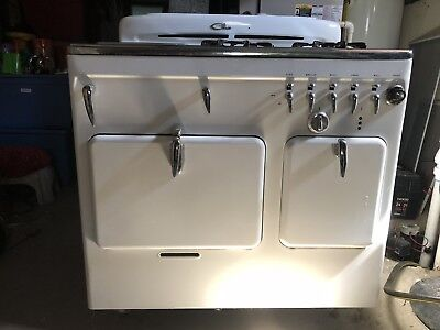 Chambers Antique Oven And Range