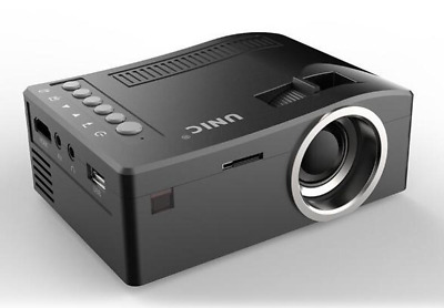 LED Portable Projector - HDMI & USB (Free P&P)