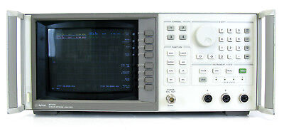8757D HP Agilent Analizzatore rete scalare Scalar Network Analyzer Color Display