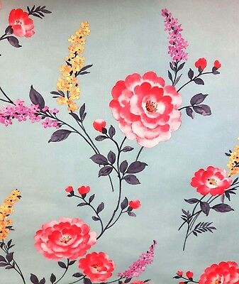 Reverie Silver Grey Rose Floral Flower Feature Wallpaper 623303 Arthouse Opera