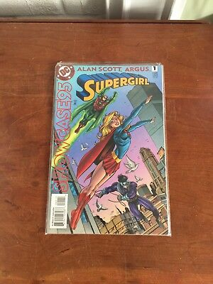 Showcase 95 Supergirl 1 ~ Dc Comic Book