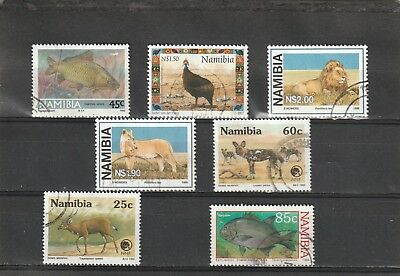 Namibia - Auswahl gest.