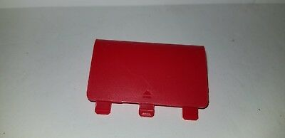 NEW  RED XBOX ONE Replacement Wireless Controller Battery Cover lid door U8