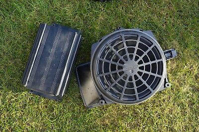 Audi A4 B6 Saloon Bose Subwoofer And Radio Amp