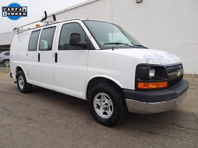 2008 Chevrolet Express Work Van 2008 Chevrolet Express Work Van Minivan/Van Used 4.3L V6 12V Automatic RWD
