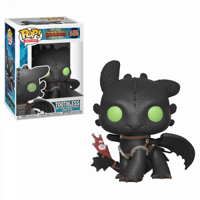 POP! Movies - How to Train Your Dragon 3 #686 Toothless