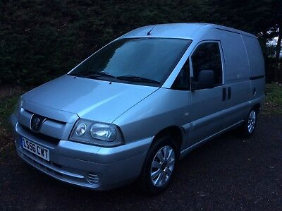 2006 (56) Peugeot Expert HDI Leisure Van MX MTB Diesel Insulated 3 Seater 86k