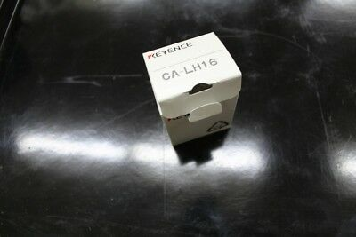 Keyence Ca-Lh16 G High Resolution Low Distortion Lens