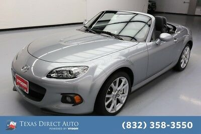 2014 Mazda MX-5 Miata Grand Touring Texas Direct Auto 2014 Grand Touring Used 2L I4 16V Automatic RWD Convertible