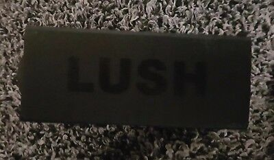 LUSH Peacock Glow Stick Solid Shimmer Highlighter Perfect Green Sparkle
