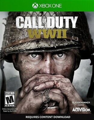 Call of Duty: WWII Xbox One Game