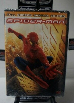 Spider-Man  NEW DVD FREE SHIPPING!!