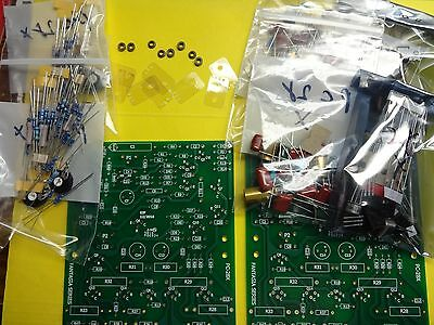 Dynaco St-400 St410 St-416 New  Pc-28 Driver Board Complete Kit 2 Channels