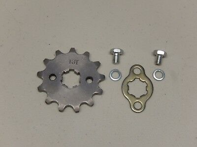 Front Drive GEAR BK 13 Teeth for #420 CHAIN FOR ATV,DIRT BIKE,POCKET BIKE,CHOPPE