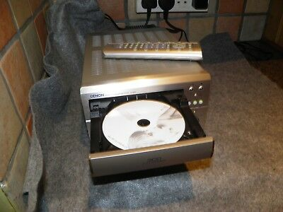 Denon UD-M50 CD/RECEIVER AUTO CHANGER WITH REMOTE CONTROL