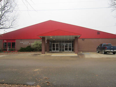 Turn This School Into A Home Or Business In Mena Arkansas