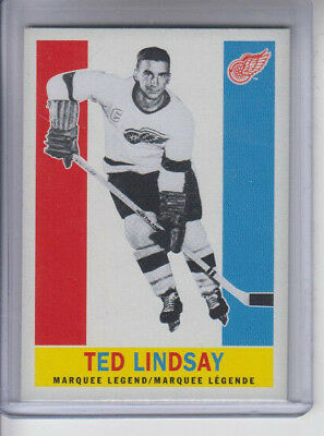 12/13 OPC Detroit Red Wings Ted Lindsay Retro Legend card #513