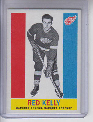 12/13 OPC Detroit Red Wings Red Kelly Retro Legend card #512