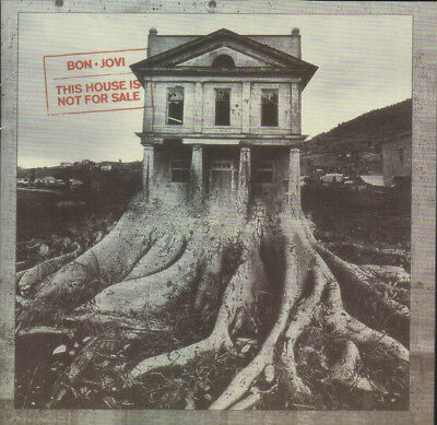 Bon Jovi - This House Is Not For Sale CD #124340