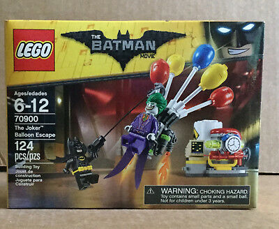 Lego Batman Movie 70900 The Joker Balloon Escape NEW