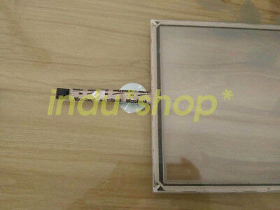 Touchscreen panel glass for E188103 PN J515.112T with Front overlay