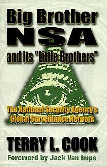Big Brother Nsa & It's Little Brother: National Security... | Buch | Zustand gut