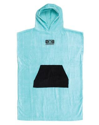 Hooded Poncho towel - Youth Size - Ocean & Earth